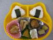 お弁当給食 共栄給食(木) ねこちゃん弁当とよんでいます。