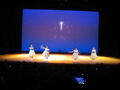 星の精のダンス