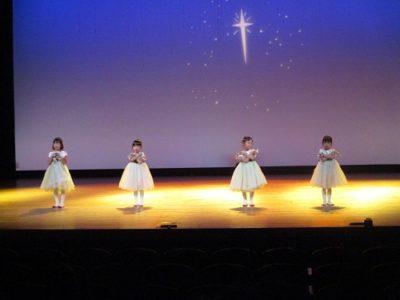 星たちのダンス